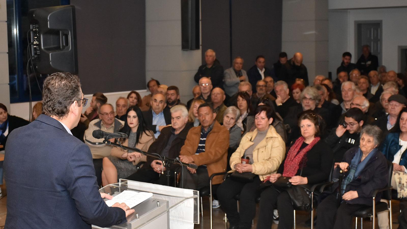 Εκδήλωση με θέμα την πρόταση του ΚΚΕ για τη διαχείριση των απορριμμάτων προς όφελος του λαού (VIDEO - ΦΩΤΟ)