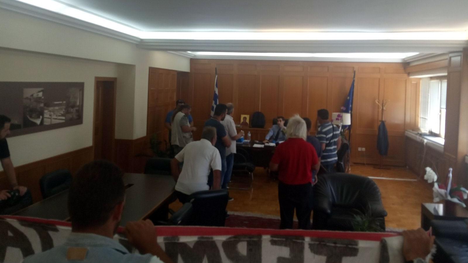 Ομοσπονδία Αγροτικών Συλλόγων Ηλείας: Μαζική κινητοποίηση στον Πύργο για τα προβλήματα που τους ξεκληρίζουν (photos)