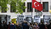 Διαδήλωση στη Γερμανία ενάντια στις συλλήψεις δημοσιογράφων στην Τουρκία