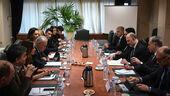 Από τη συνάντηση του Π. Μοσκοβισί με τους υπουργούς