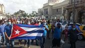 Από την λαϊκή κινητοποίηση υπέρ της επανάστασης (Πηγή: «Granma, Juan Diego Nusa Peñalver)