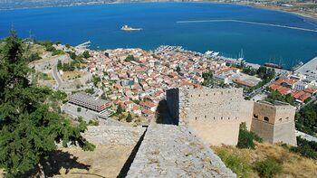 Η παλιά πόλη του Ναυπλίου