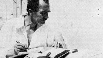 Ο Ν. Καζαντζάκης