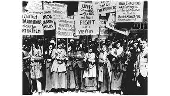 Από την απεργία