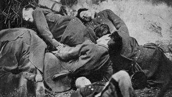 Εκτελεσθέντες κομμουνάριοι