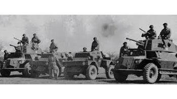 Τεθωρακισμένα του Εθνικού Στρατού