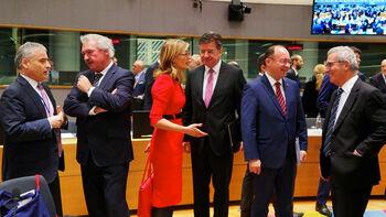 Από τη συνεδρίαση των υπουργών Εξωτερικών της ΕΕ