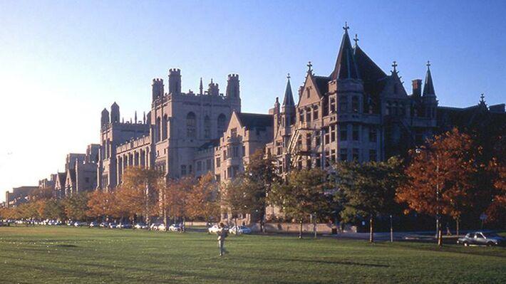 Το πανεπιστήμιο του Σικάγο