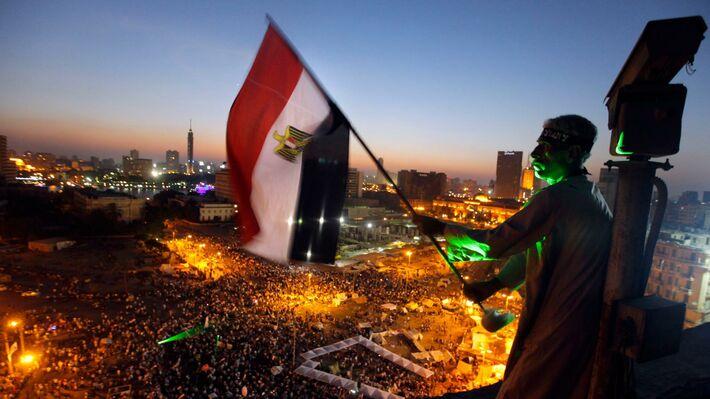 Αίγυπτος: Διαδήλωση ενάντια στον Μόρσι το 2013