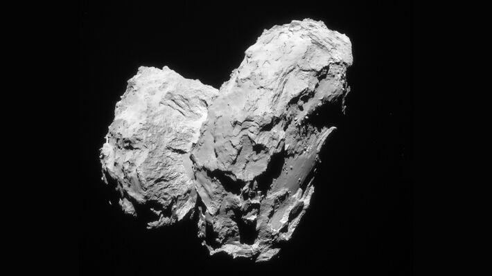 Η πιθανότητα ένας κομήτης να χτυπήσει τη Γη είναι 1 κάθε 100.000 χρόνια (φωτό ΑΡ)