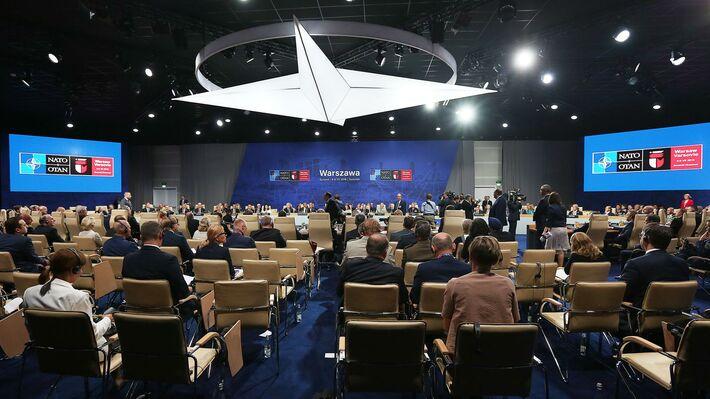 Από την σύνοδο του ΝΑΤΟ στην Βαρσοβία