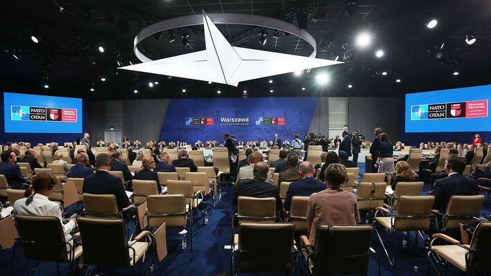 Από τη σύνοδο κορυφής του ΝΑΤΟ στην Βαρσοβία