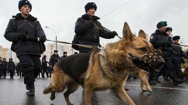 Αποτέλεσμα εικόνας για μόσχα αστυνομία