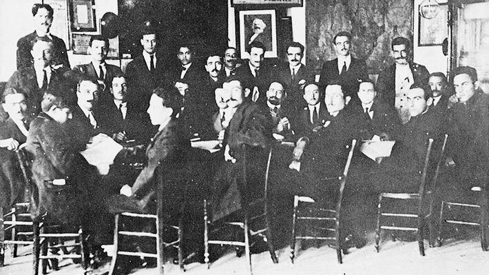 Οι αντιπρόσωποι στο Ά Πανελλαδικό Συνέδριο