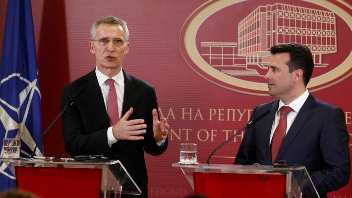 Με τον Ζ. Ζάεφ
