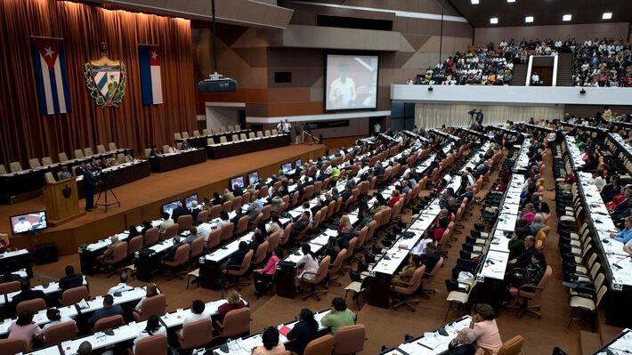 Η συνεδρίαση της Εθνοσυνέλευσης