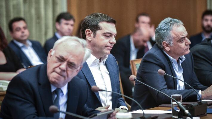 Από τη συνεδρίαση του υπουργικού συμβουλίου στις 21 Μάη 2018