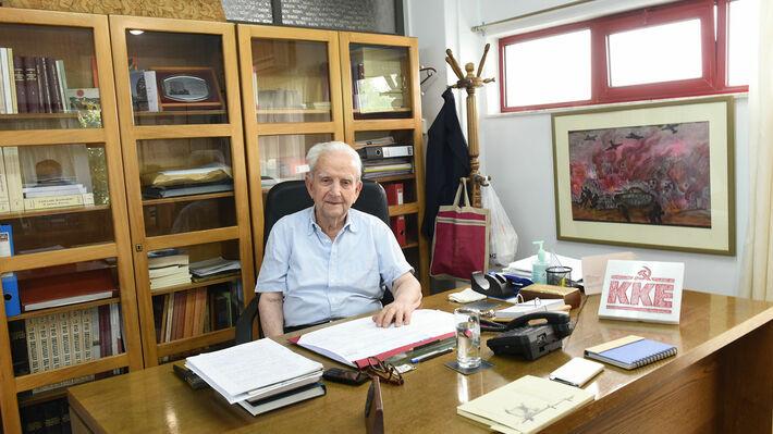 Ο σ. Κώστας Μαραγκουδάκης