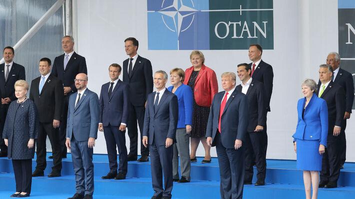 Από την τελευταία Σύνοδο Κορυφής του ΝΑΤΟ