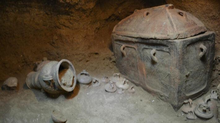 Πηγή φωτό: Εφορεία Αρχαιοτήτων Λασιθίου