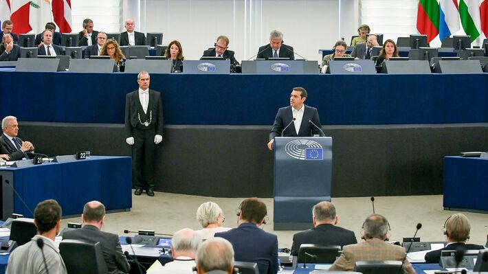 Από την ομιλία του Α. Τσίπρα στο Ευρωκοινοβούλιο στις 11 Σεπτέμβρη 2018