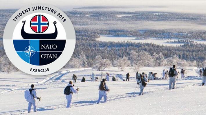 Φωτό αρχείου από άσκηση του ΝΑΤΟ