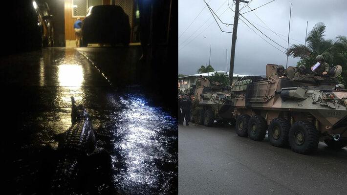 Πηγές φωτό: Erin Hahn / Queensland Police