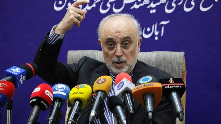 ο επικεφαλής της Υπηρεσίας Ατομικής Ενέργειας του Ιράν, Αλί Ακμπάρ Σαλέχι