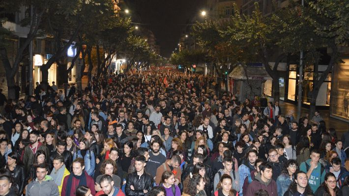 Από τη Θεσσαλονίκη