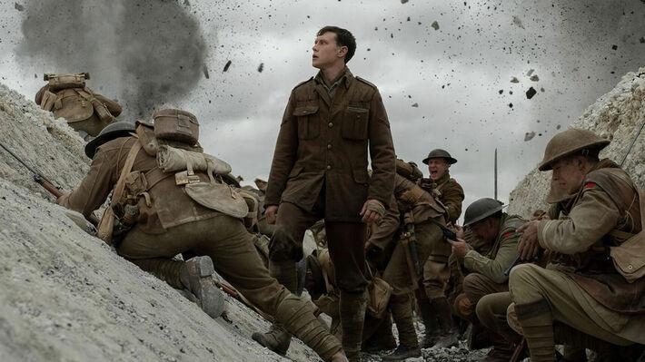Το «1917» του Σ. Μέντες απέσπασε Χρυσές Σφαίρες στις κατηγορίες «καλύτερη ταινία - δράμα» και «σκηνοθεσία»