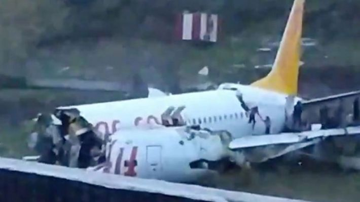"""Αποτέλεσμα εικόνας για Κωνσταντινούπολη, Αεροπλάνο, Ατύχημα"""""""