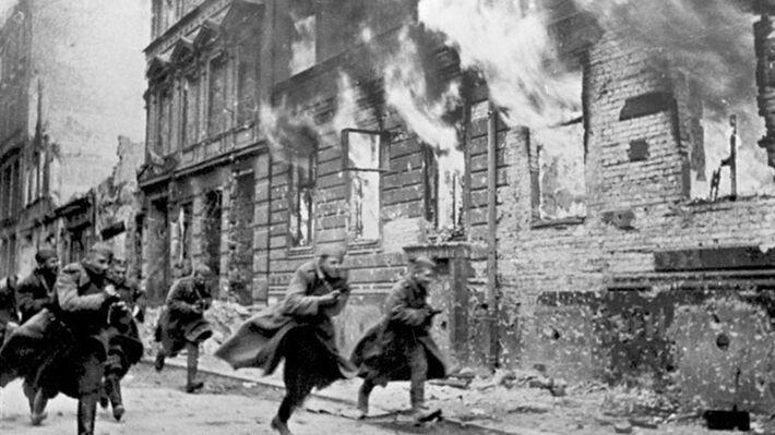 Ο Κόκκινος Στρατός στη Μάχη του Βερολίνου