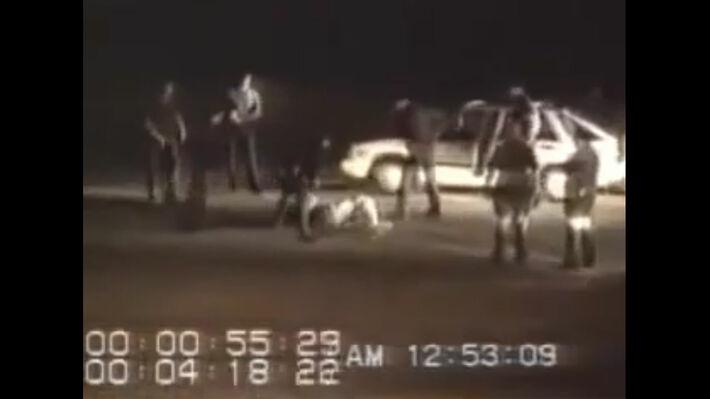 Λος Άντζελες 3 Μάρτη του 1992 ο άγριος ξυλοδαρμός του Ρόντεϊ Κινγκ
