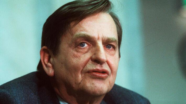 Ο Ούλοφ Πάλμε