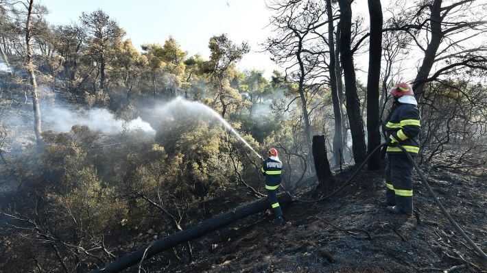 Πυρκαγιά στην Πάρνηθα | 902.gr