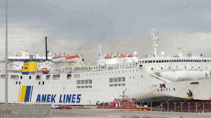 Αίσιο τέλος στην ομηρία επιβάτη στο πλοίο «Κρήτη 2»  fdcdd00cda5