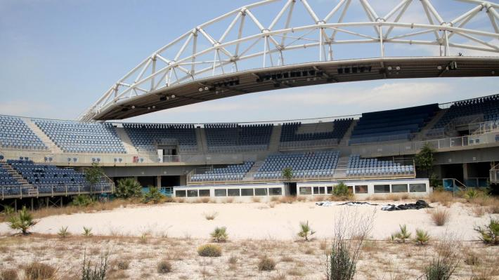 Αποτέλεσμα εικόνας για 2004 ολυμπιακα εργα